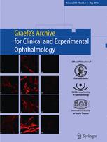 Graefe's Archive for Clin. and Exp. Ophthalmology
